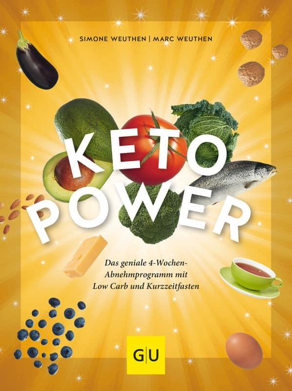 Keto-Power - die geniale Kombination von Intervallfasten und Low-Carb